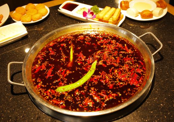 没想到是成都外国人喜欢吃的火锅店!缩略图