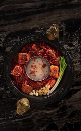健康吃火锅 享受美食!缩略图
